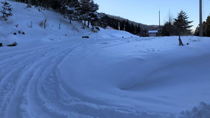 剣山スキー場