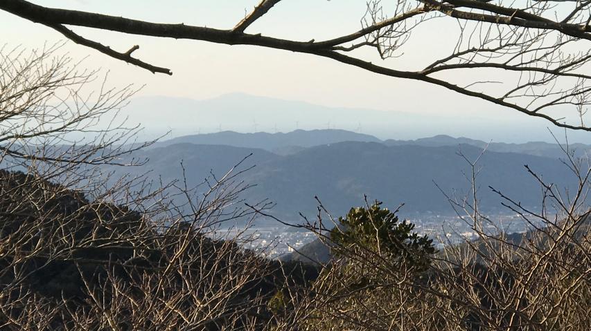 小豆島が見える