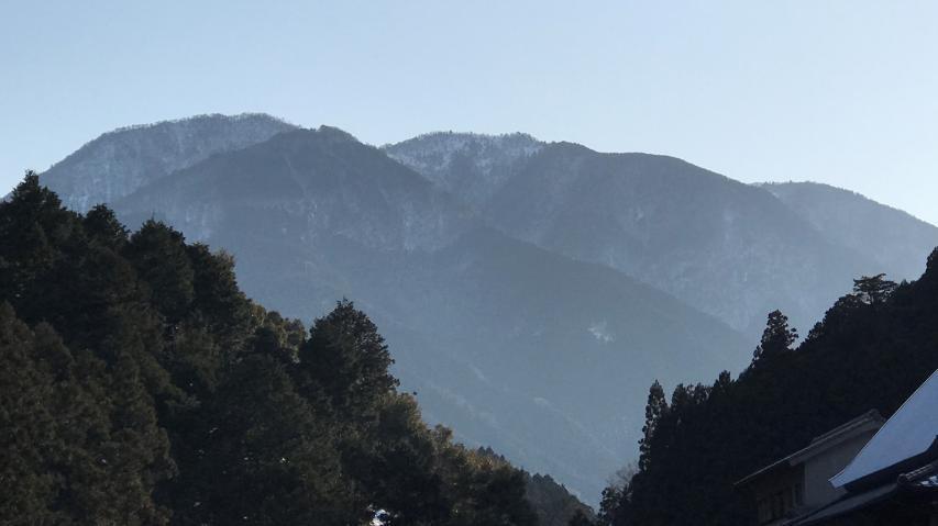砥石権現(標高1375m)