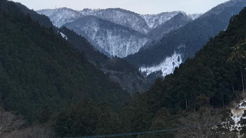 雲早山(標高1496m)