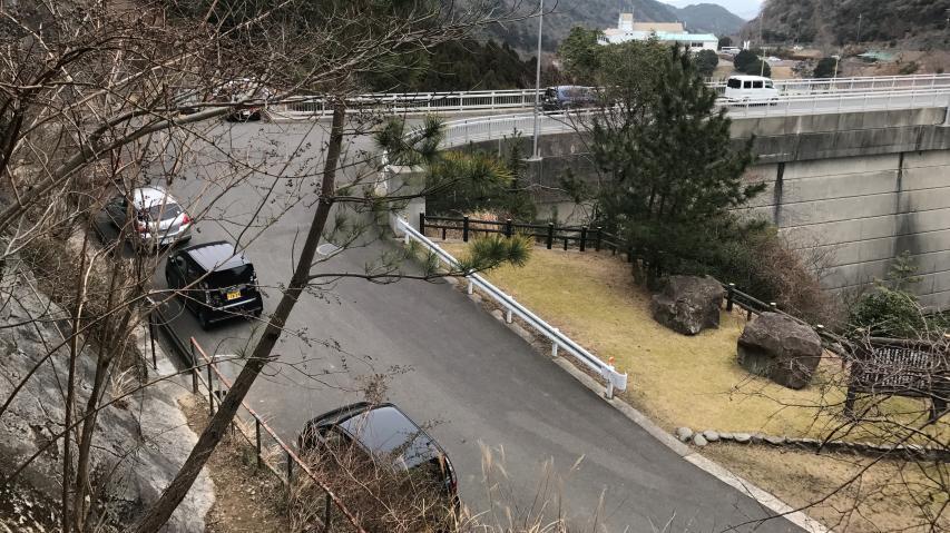 2018年2月25日 島山トレイル・ランニング