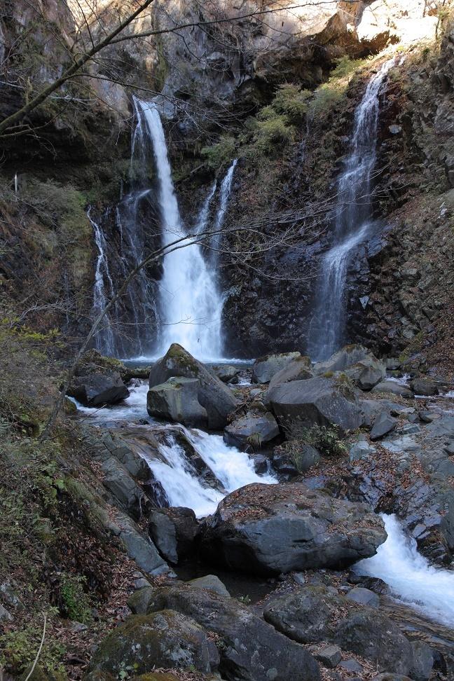 裏見の滝・11月②