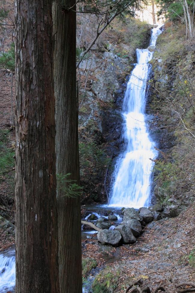寂光の滝・11月①