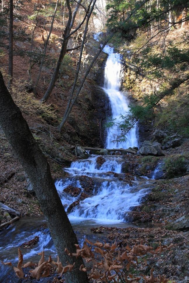 寂光の滝・11月②