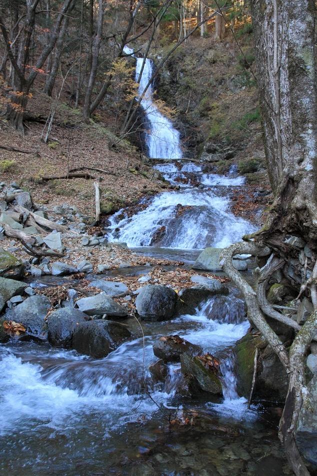 寂光の滝・11月④