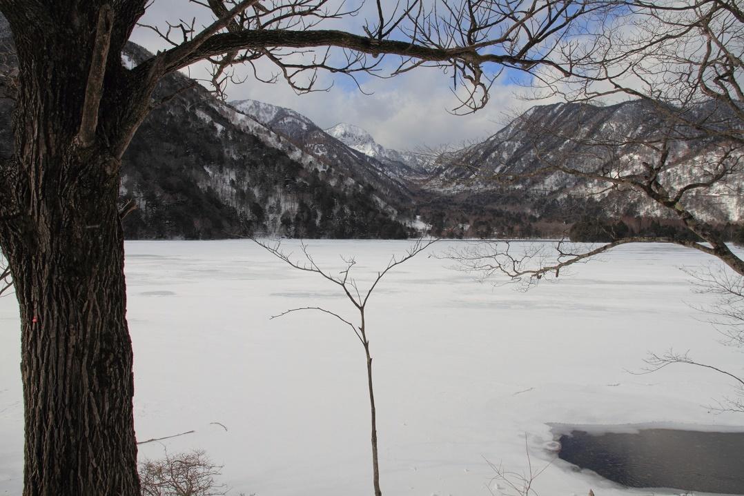 冬の湯ノ湖18①