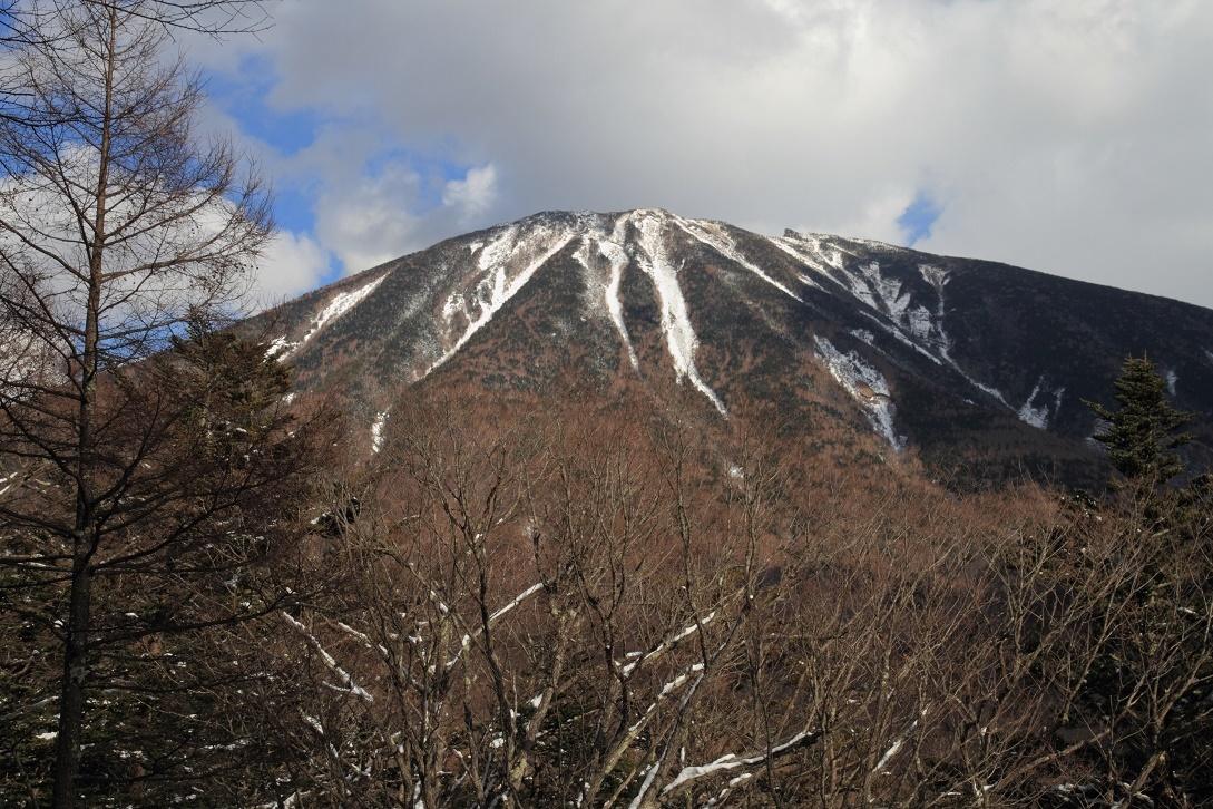 冬の男体山18