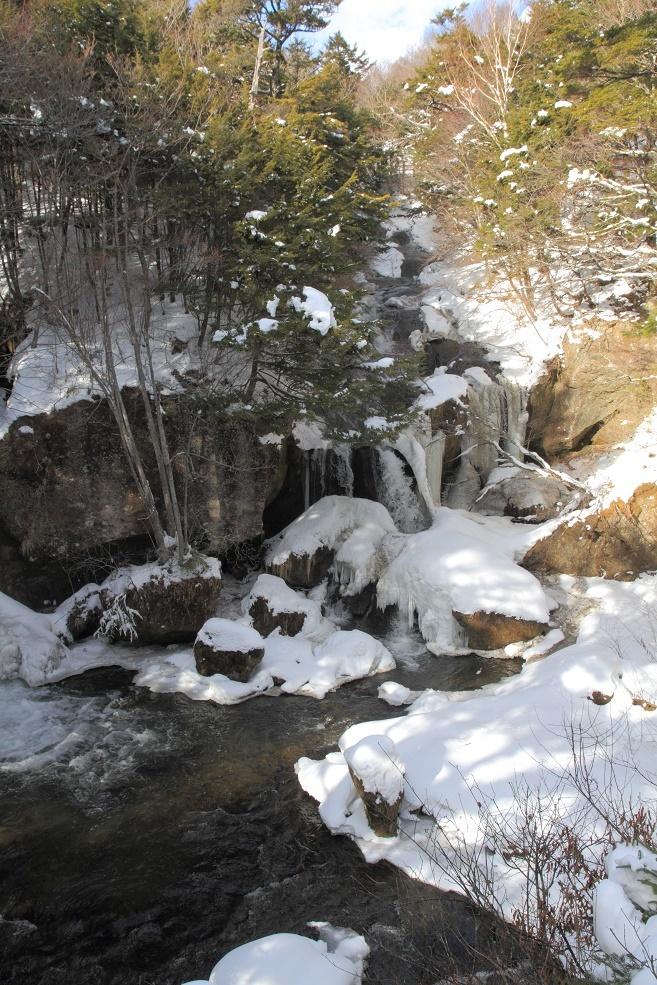 冬の竜頭の滝18②