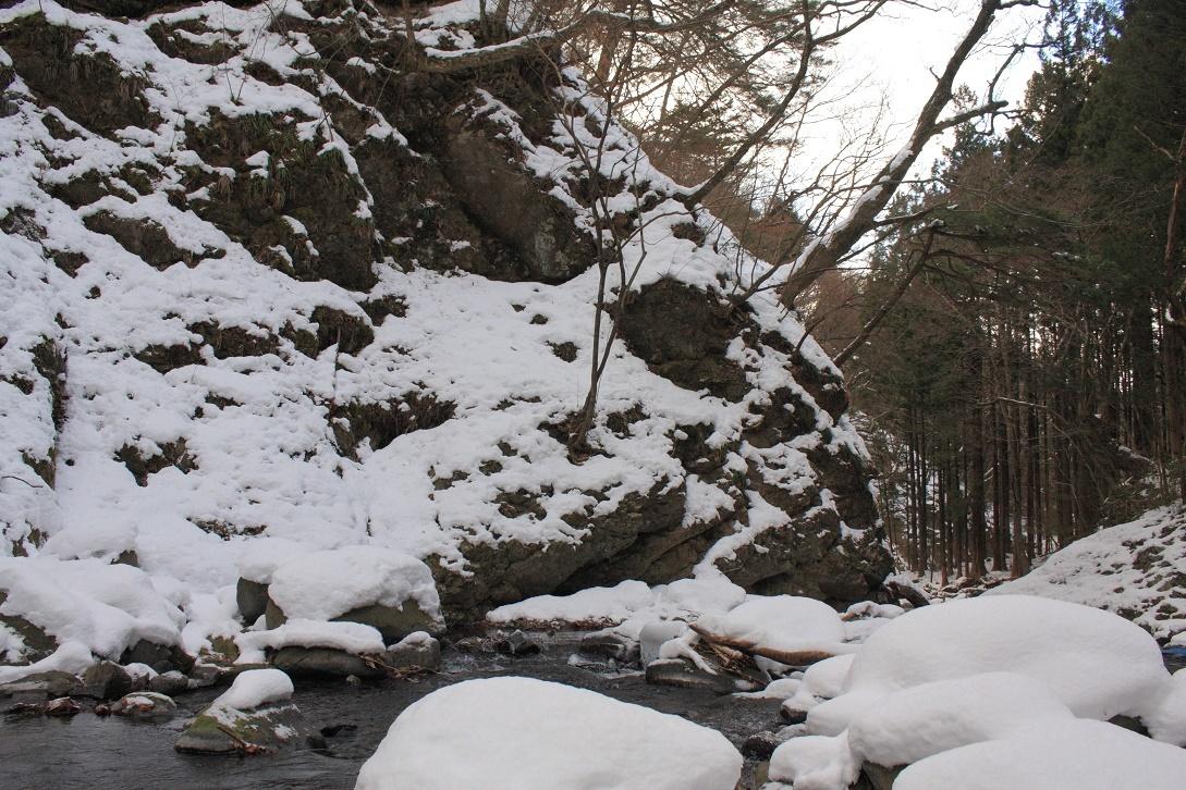 冬の堰場川(せきばがわ)18⑤
