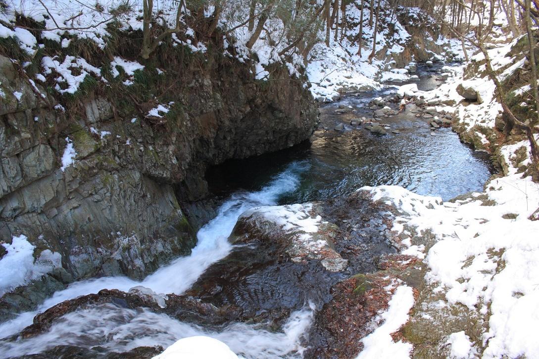 冬の堰場川(せきばがわ)18⑥