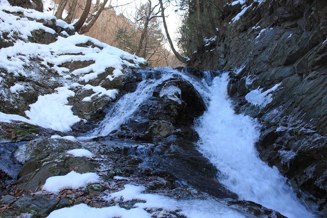 冬の堰場川(せきばがわ)18⑧
