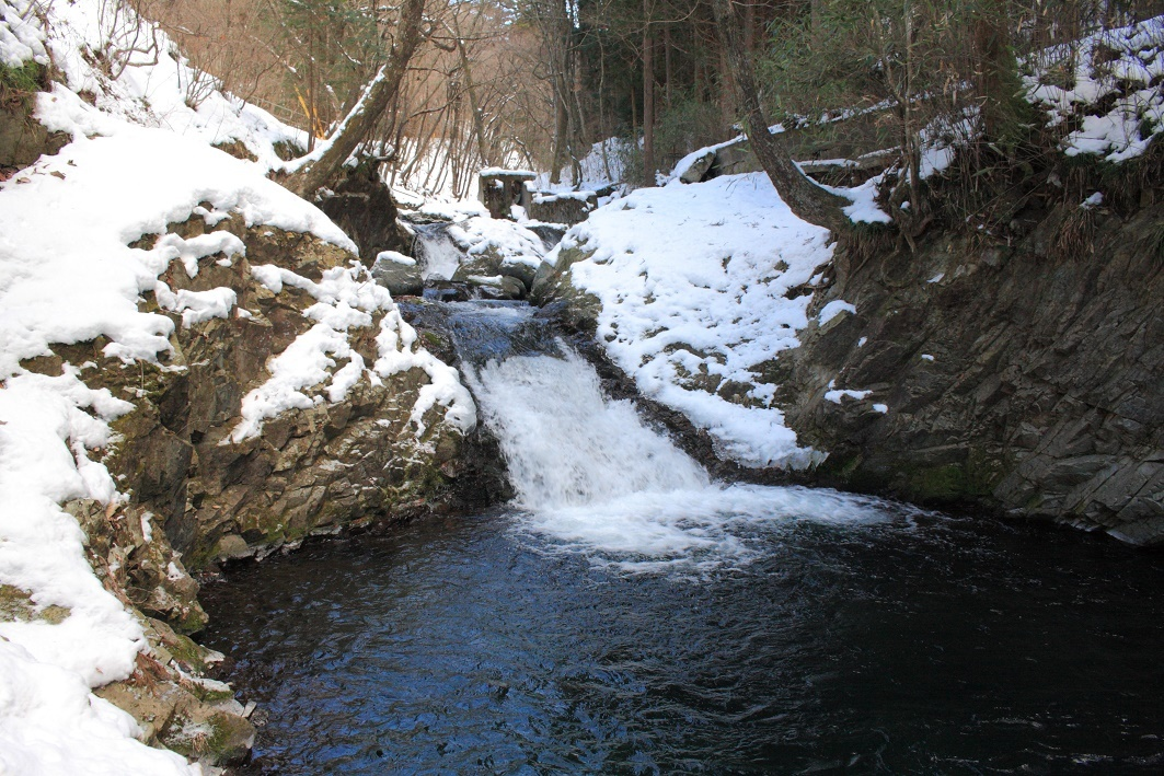 冬の堰場川(せきばがわ)18⑨