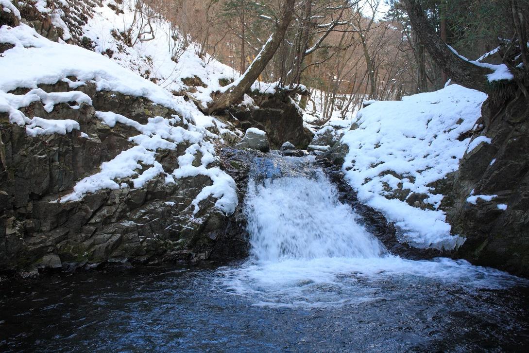 冬の堰場川(せきばがわ)18⑩