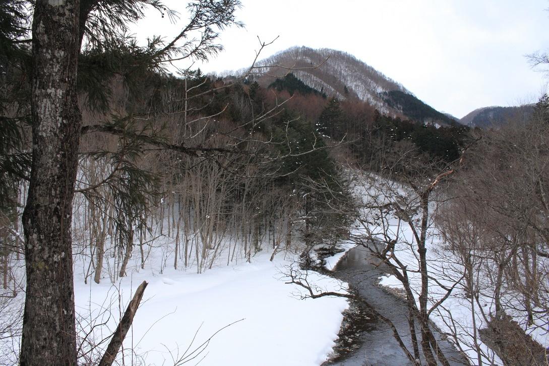 日光市湯西川の雪景色18⑥