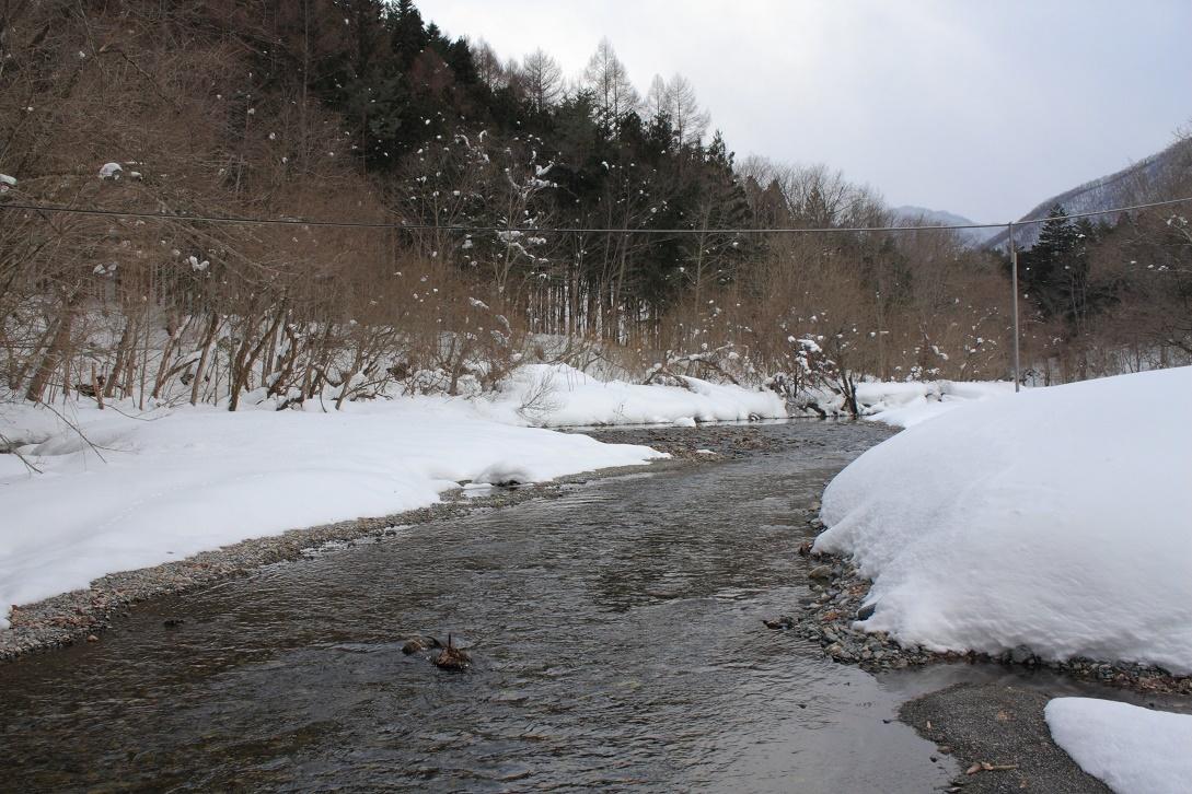 日光市湯西川の雪景色18⑦