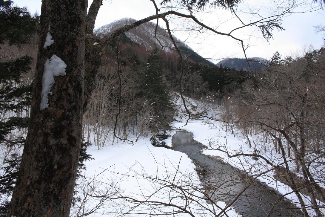 日光市湯西川の雪景色18⑨
