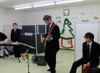 H29クリスマス会⑤