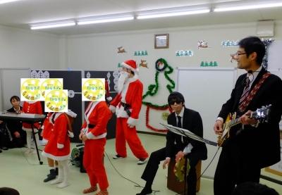 H29クリスマス会⑥