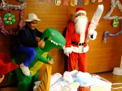 H29クリスマス会⑪