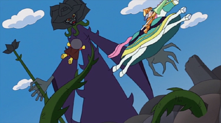 シュガーランドと黒バラ女王