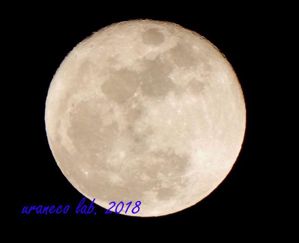 12月26日いつかの満月