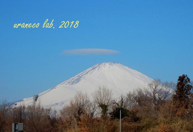 2月14日富士山