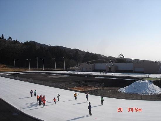 日光スケート1