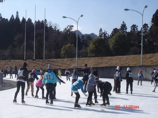 日光スケート11
