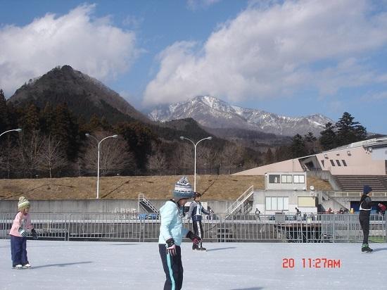 日光スケート12