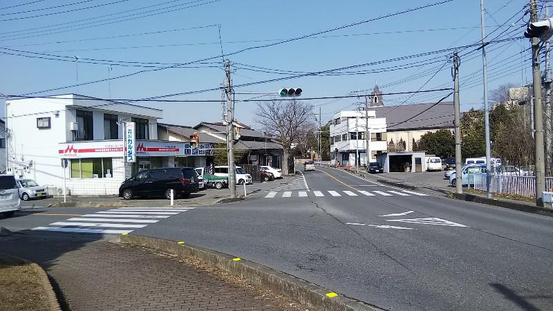 富久屋 周辺道路2018