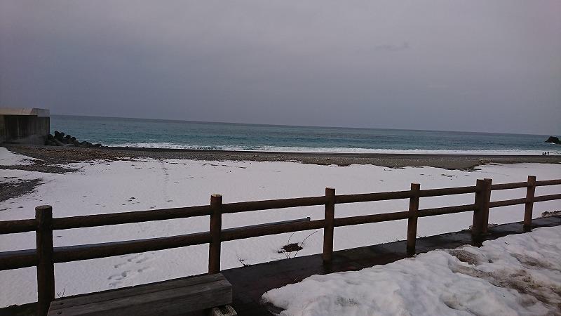 2月の海②