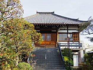 妙光寺(江戸川区平井)