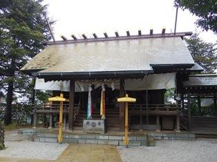 寒川神社(千葉県)