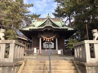 茅ケ崎第六天神社
