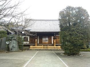 与楽寺(東京)