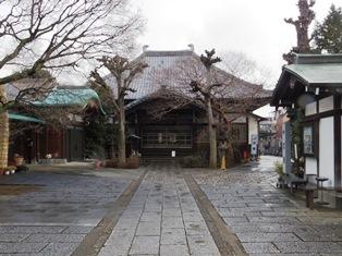 城官寺(北区上中里)