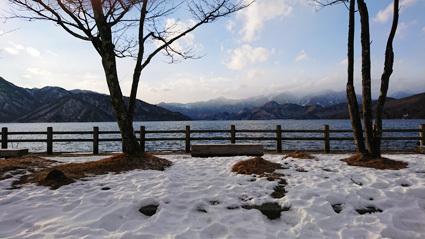 中禅寺湖 blog