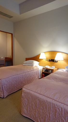 ホテル 部屋 blog