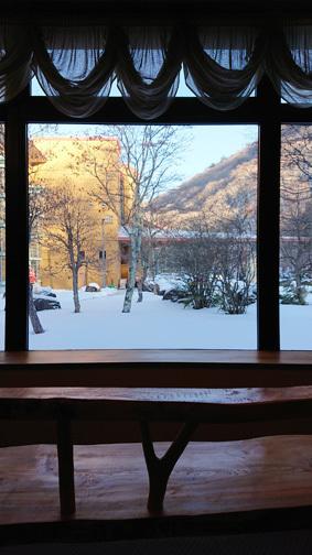 窓からの風景 1 blog