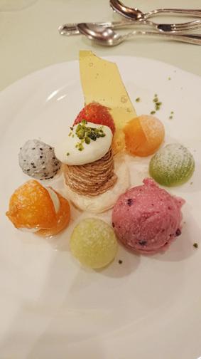 デザート 1 blog
