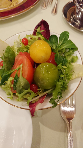 トマトサラダ 1 blog