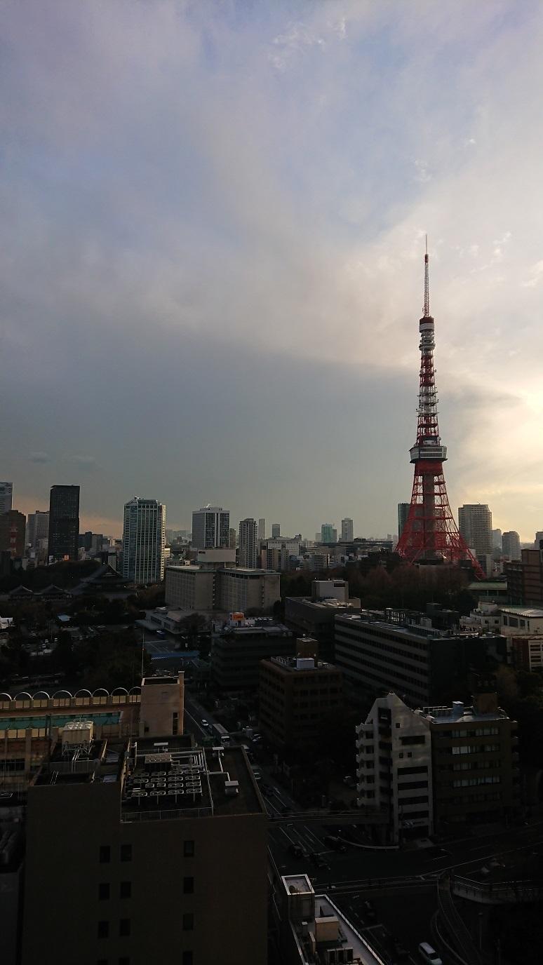 9日 東京タワー 昼間 blog