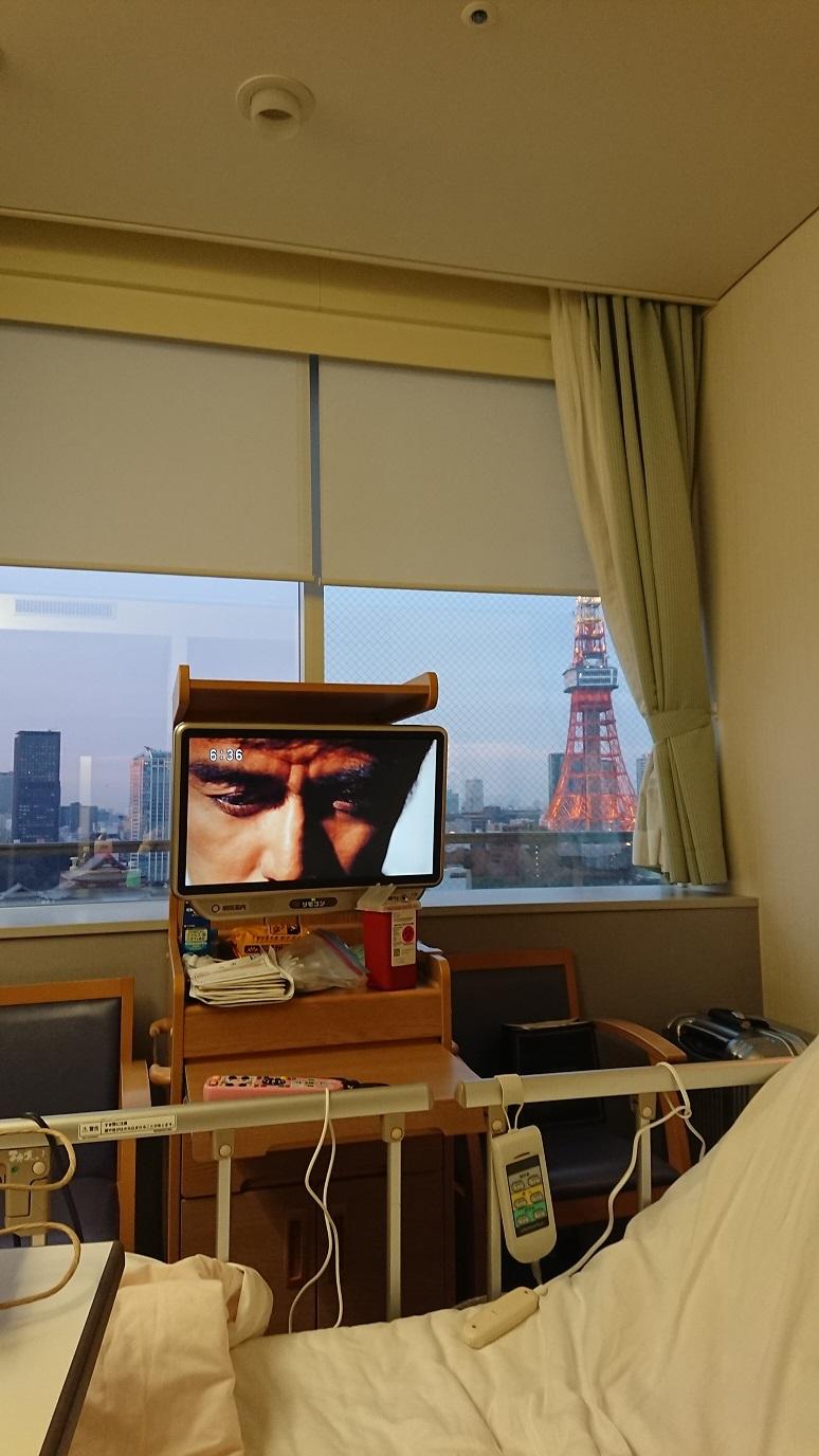 胃カメラ当日 朝 blog
