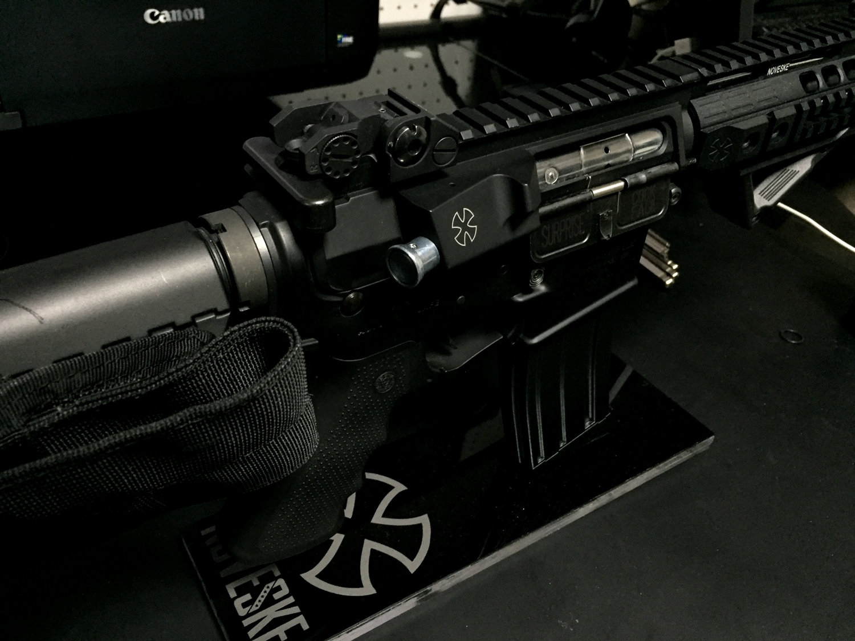 17 次世代 M4 チャンバーシールリング 取付 命中精度UP