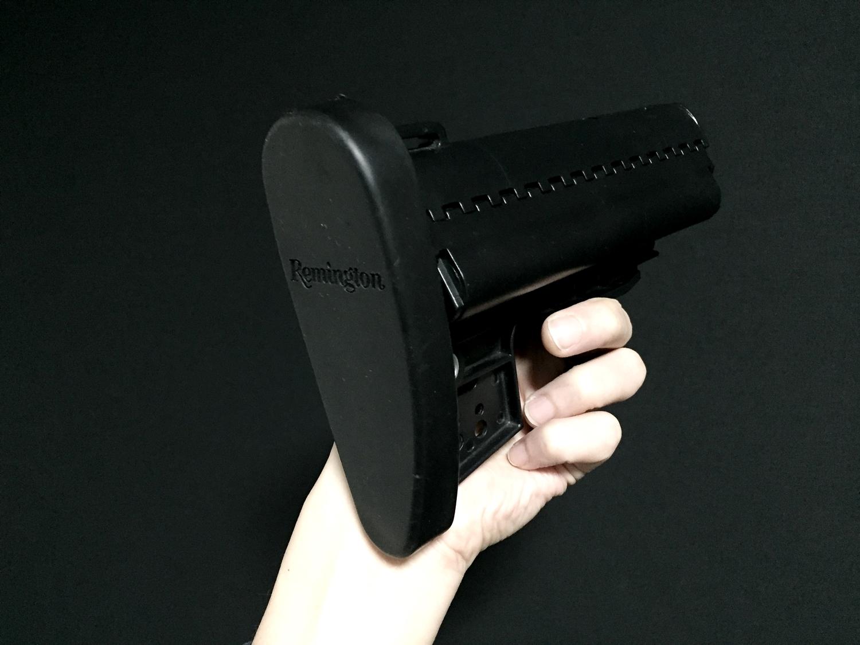 1マルゼン CA870 VLTOR CLUBFOOT ヴォルダーストック カスタム パット Remington 刻印 加工 カスタム