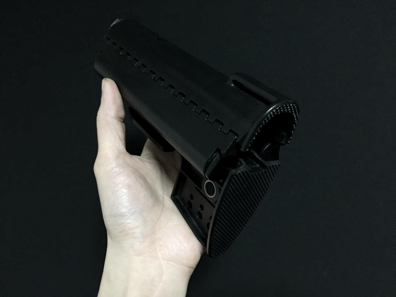 2マルゼン CA870 VLTOR CLUBFOOT ヴォルダーストック カスタム パット Remington 刻印 加工 カスタム