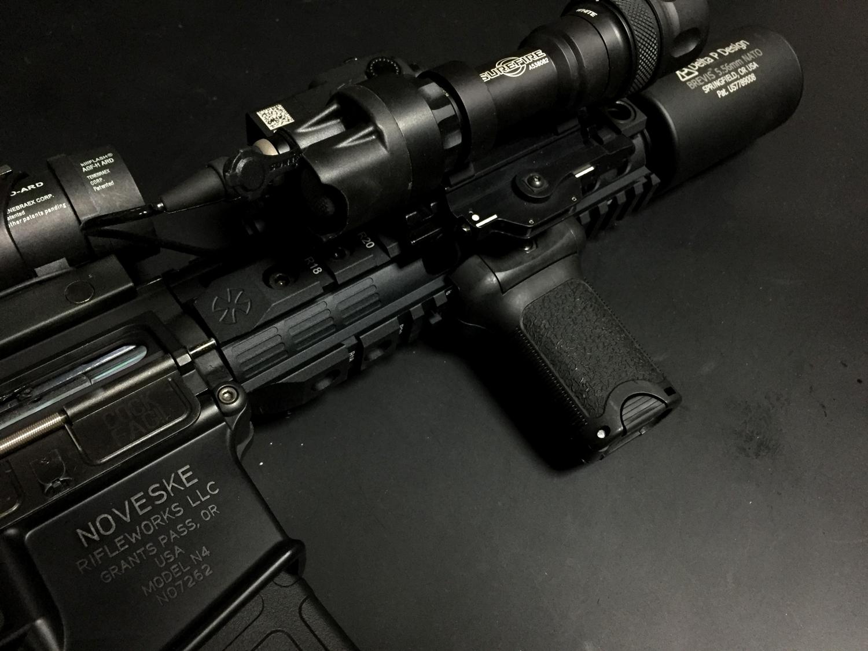 2次世代 M4 CQB-R BCM TYPE バーティカル グリップ カスタム 交換 取付 レビュー