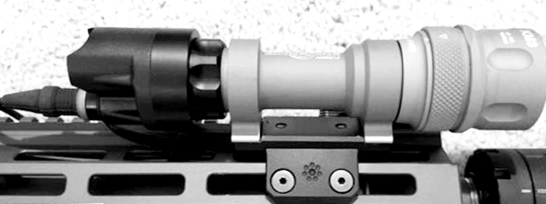 SUREFIRE M952V M-lok attachment