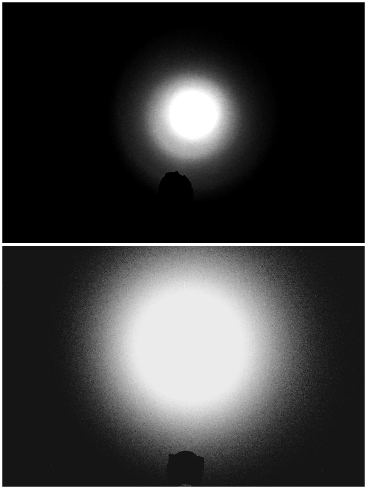 13 SUREFIRE FM44 FM4X 1.37 BEZEL VAMPIRE BEAM SHAPER M952V M900V IR シュアファイアー ビームシェーパー ウェポンライト カバー 検証 レビュー