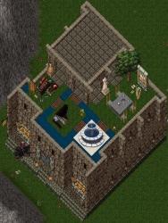 マラスの岩の家
